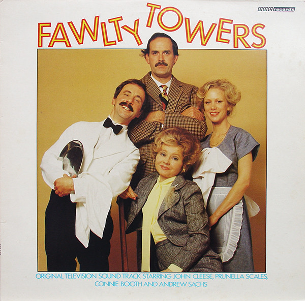 Cleese, John / Prunella Scales / Connie Booth Fawlty Towers