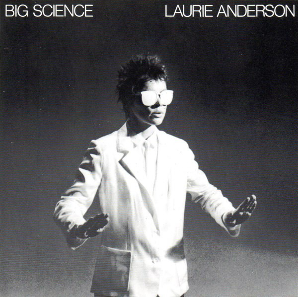 Laurie Anderson Big Science CD