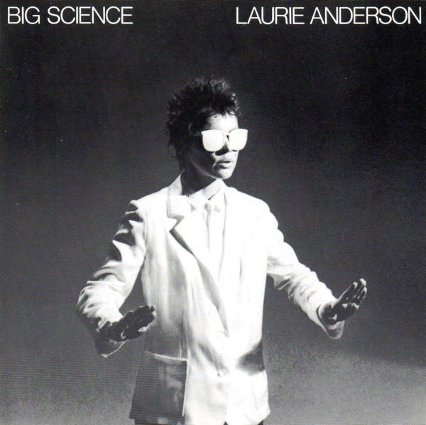 Laurie Anderson Big Science Vinyl