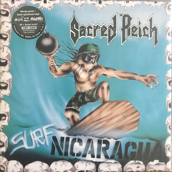 Sacred Reich Surf Nicaragua / Alive At The Dynamo