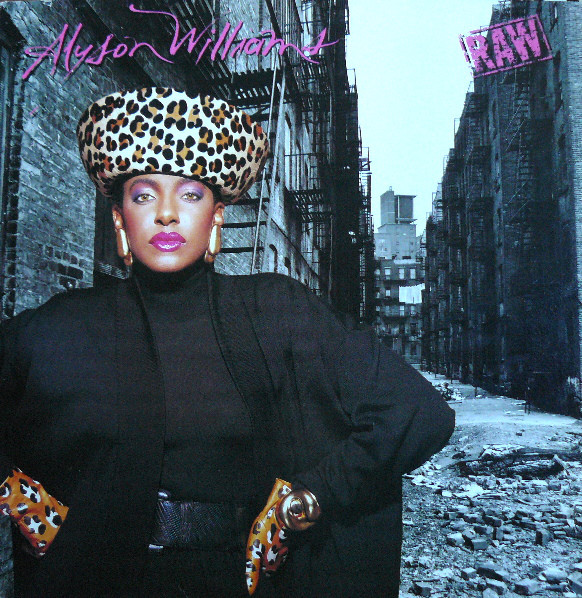 Williams, Alyson Raw Vinyl