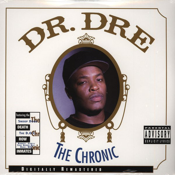 Dr. Dre The Chronic Vinyl