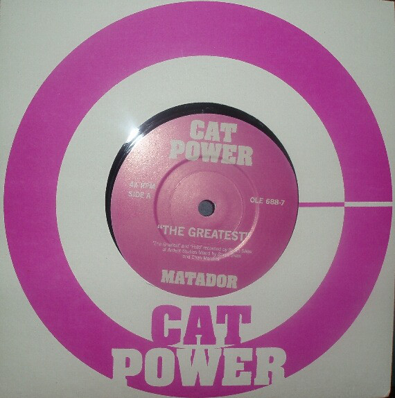 Cat Power The Greatest / Hate