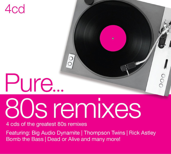 Various Pure... 80s Remixes Vinyl
