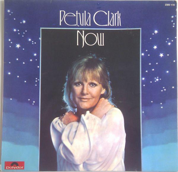 Petula Clark Now Vinyl