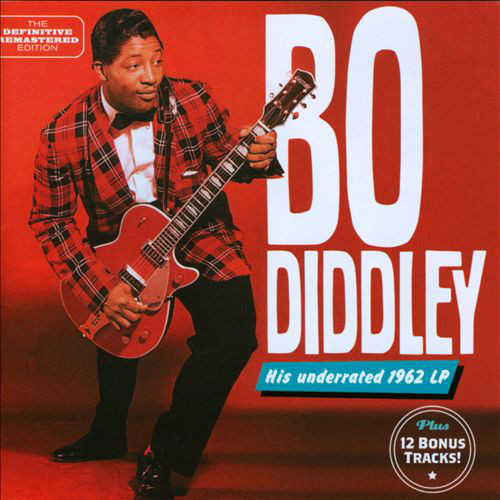 Diddley, Bo His Underrated 1962 LP CD
