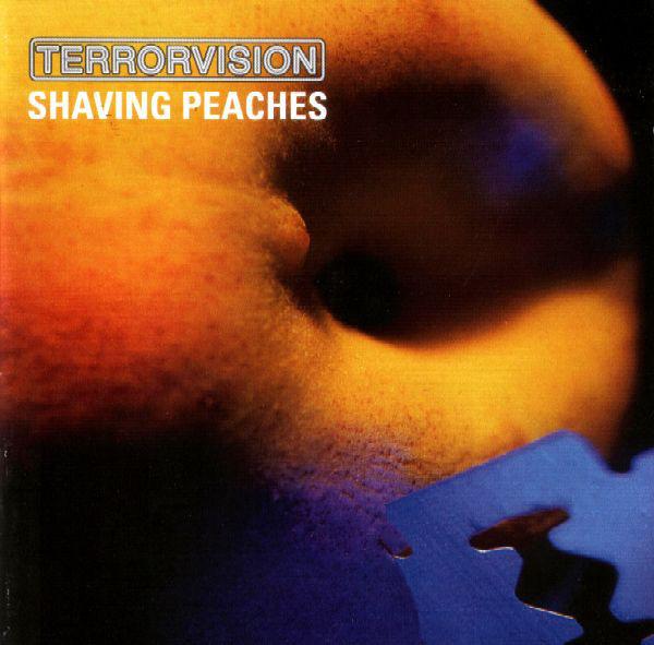 Terrorvision Shaving Peaches CD