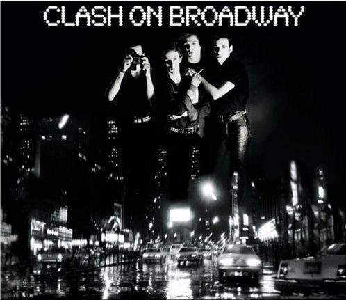Clash (The) Clash On Broadway