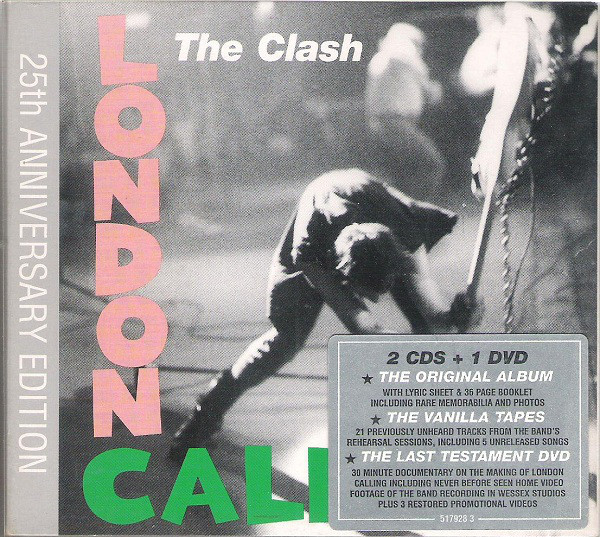 Clash (The) London Calling