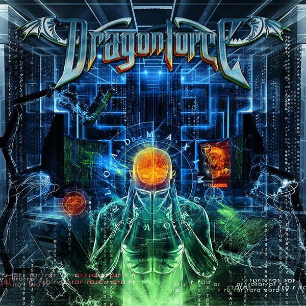 Dragonforce Maximum Overload Vinyl
