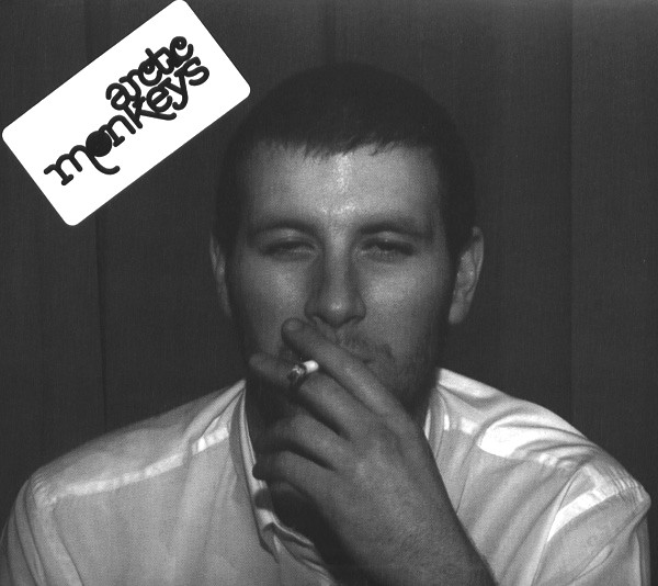 Arctic Monkeys Whatever People Say I Am, That's What I'm Not CD
