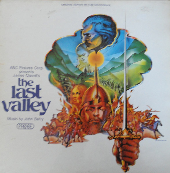 John Barry The Last Valley (Original Motion Picture Soundtrack) Vinyl