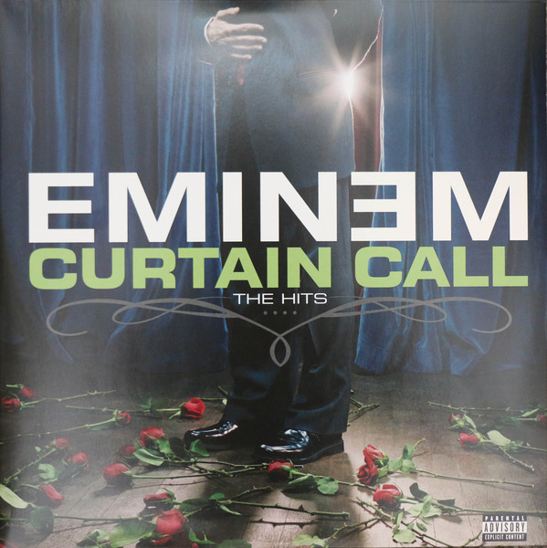 Eminem Curtain Call - The Hits Vinyl