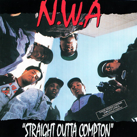 N.W.A. Straight Outta Compton Vinyl