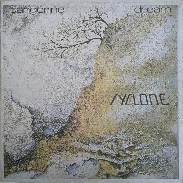 Tangerine Dream Cyclone Vinyl
