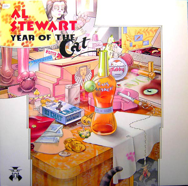 Al Stewart Year Of The Cat Vinyl