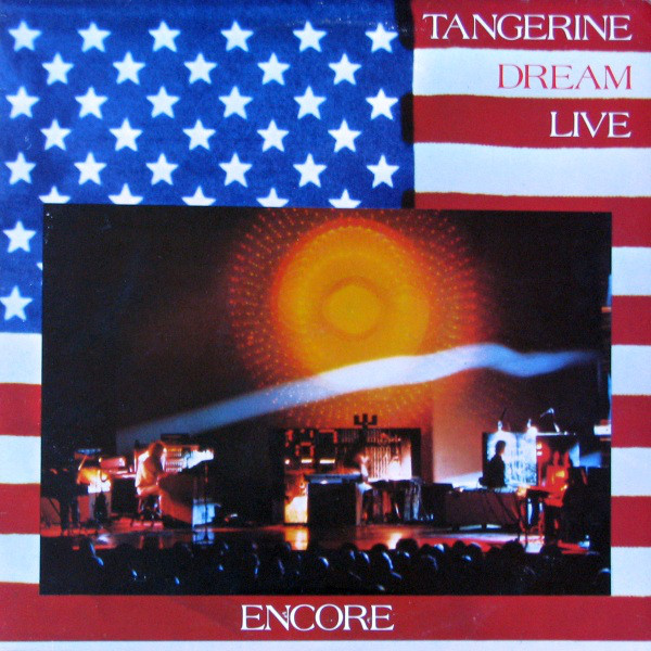 Tangerine Dream Encore - Live