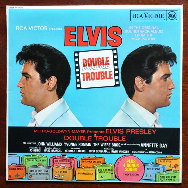 Presley, Elvis Double Trouble