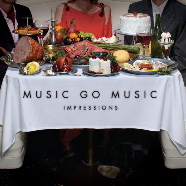 Music Go Music Impressions CD