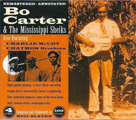 Carter, Bo & The Mississippi Sheiks Bo Carter & The Mississippi Sheiks