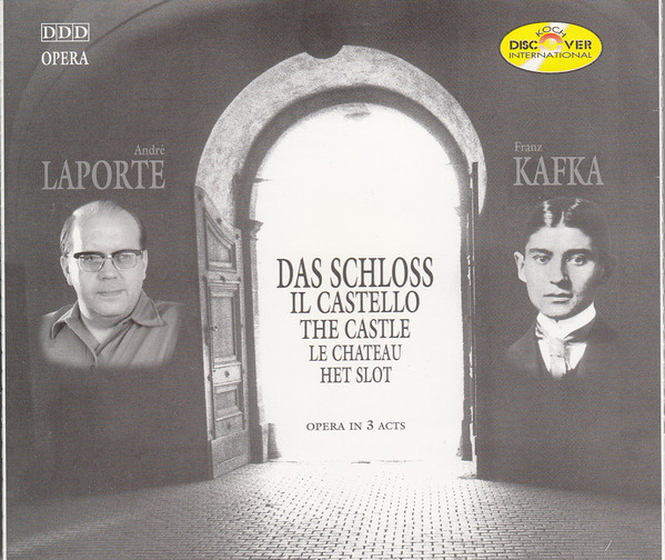 Laporte - Alexander Rahbari, Jaak Gregoor Das Schloss Vinyl
