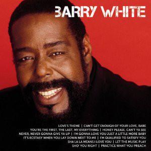 White, Barry Icon