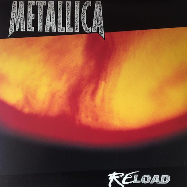 Metallica Reload Vinyl