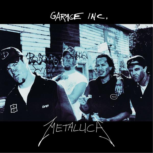 Metallica Garage Inc. Vinyl