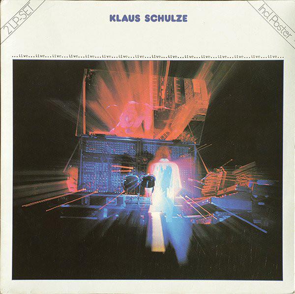 Schulze, Klaus Live