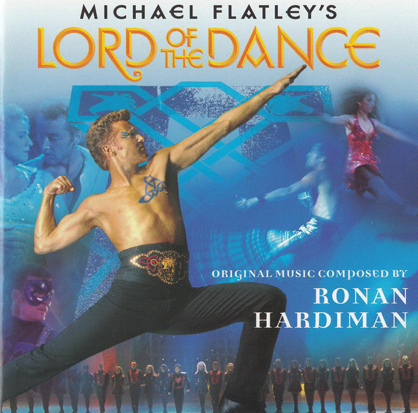 Ronan Hardiman Michael Flatley's Lord Of The Dance Vinyl