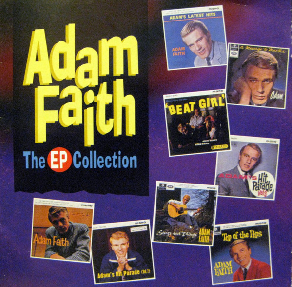 Faith, Adam The E.P. Collection  CD