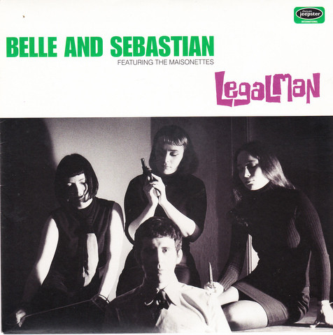 Belle And Sebastian Legal Man