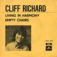 Richard, Cliff Living In Harmony / Empty Chairs Vinyl