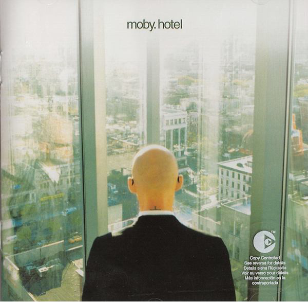 Moby Hotel CD