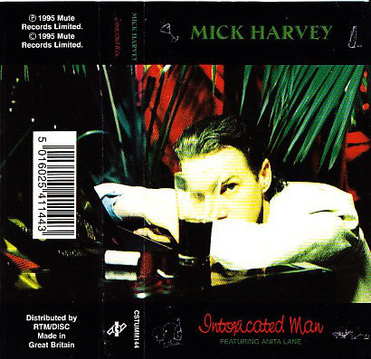 Harvey, Mick Intoxicated Man CD