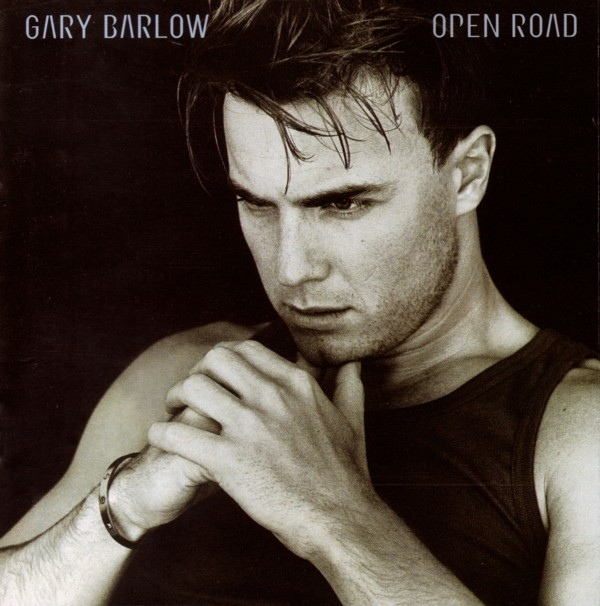 Barlow, Gary Open Road CD