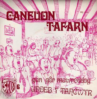 Gan Gor Mawreddog Undeb Y Tancwyr Caneuon Tafarn Vinyl