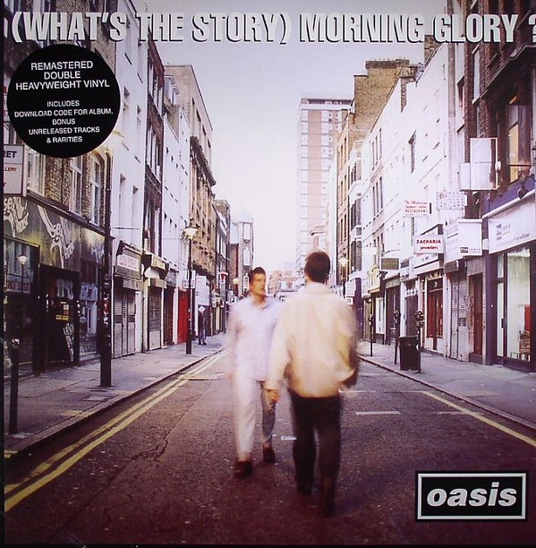 Oasis (What's The Story) Morning Glory? Vinyl