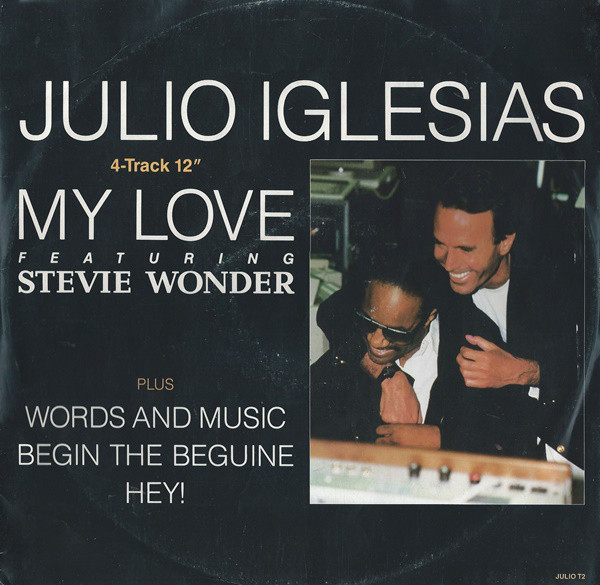 Iglesias, Julio My Love CD