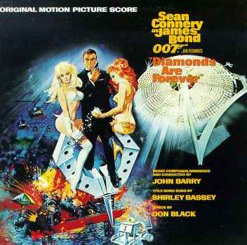 Barry, John Diamonds Are Forever (Original Motion Picture Soundtrack) CD