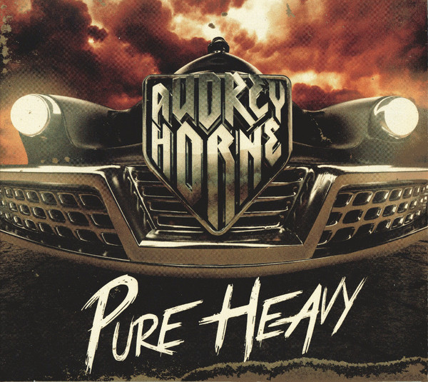 Audrey Horne Pure Heavy CD