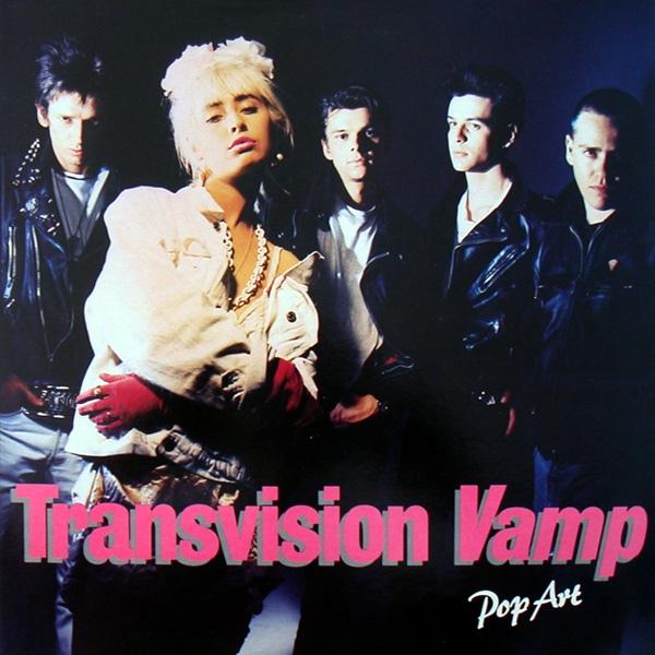 Transvision Vamp Pop Art