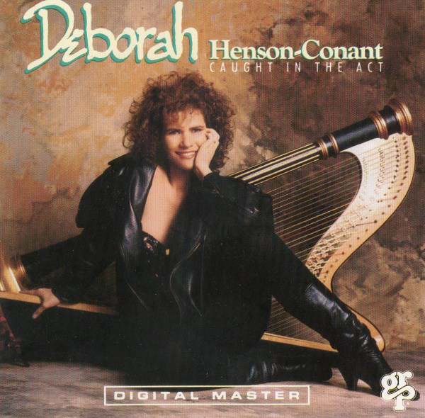 Henson-Conant, Deborah Caught In The Act Vinyl