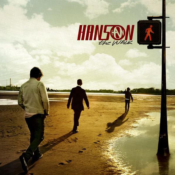 Hanson The Walk CD