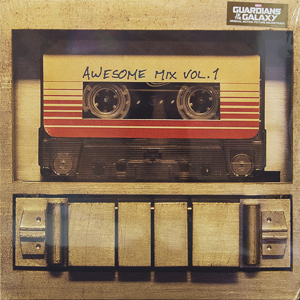 Guardians Of The Galaxy Awesome Mix Vol.1 Vinyl