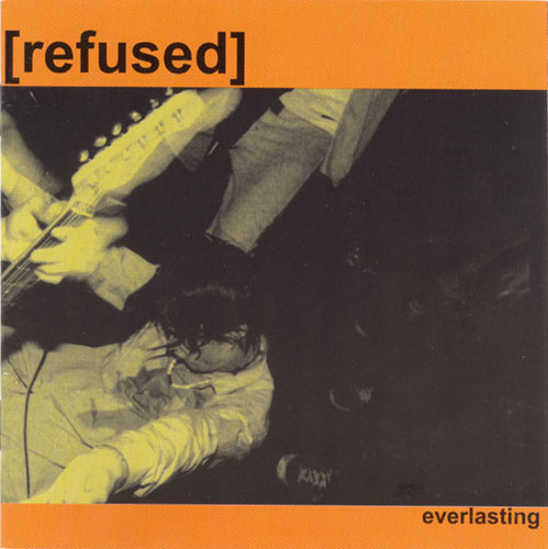Refused Everlasting CD