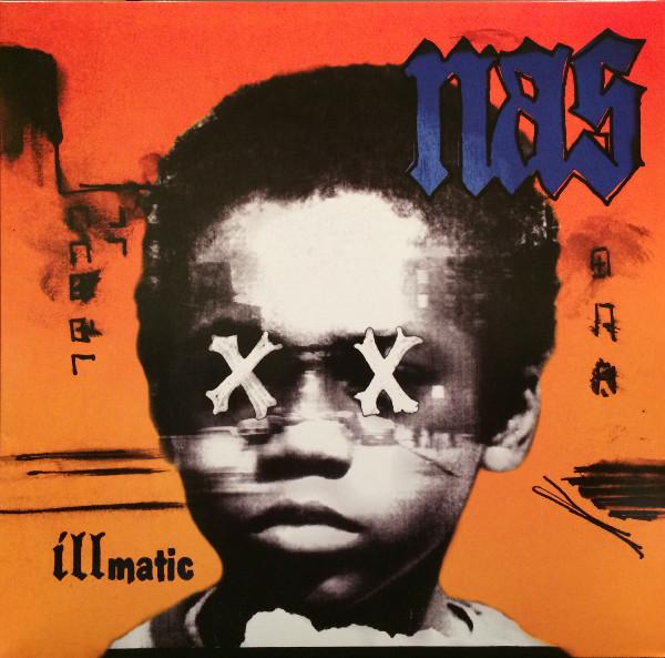 Nas Illmatic XX Vinyl