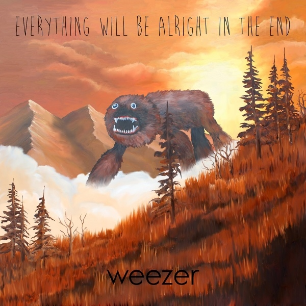 Weezer Everything Will Be Alright In The End Vinyl