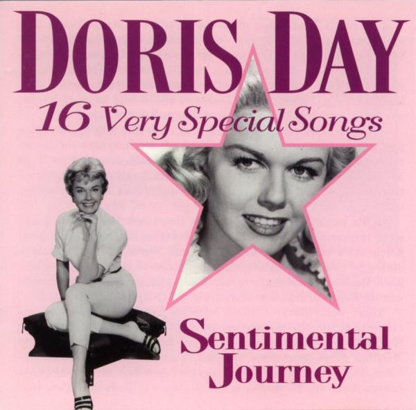 Day, Doris Sentimental Journey Vinyl