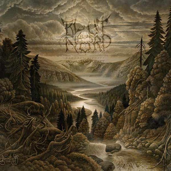 Blus Aut Nord Memoria Vetusta - Saturnian Poetry Vinyl